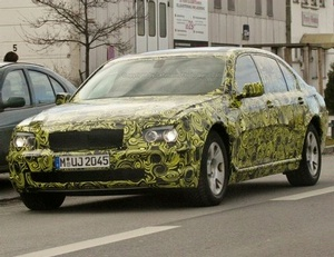 C. by Lehmann Photo Syndication/Bmw7 Series Spied