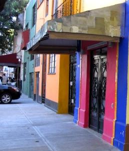 Mexico City Colors