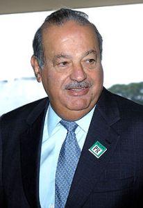 The not-so-Slim Carlos