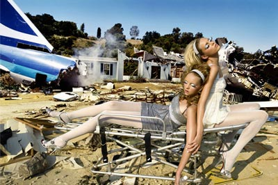 Disaster - David LaChapelle