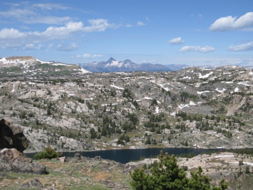 The Beartooth Mountains
