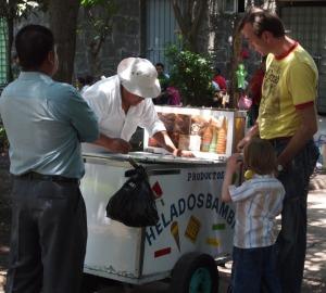 Ice Cream in the Park