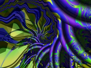 Fractal Art by Vicky Brago-Mitchell