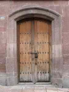 Closed Doors? Not for late-comers!